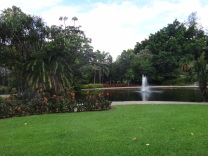 Brisbane City Botanic Garden